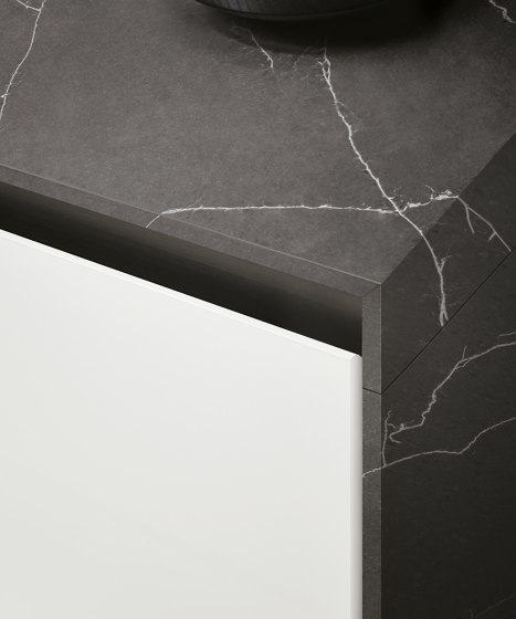 Thea, Show and Wet Kitchen by Arclinea | Kitchen cabinets