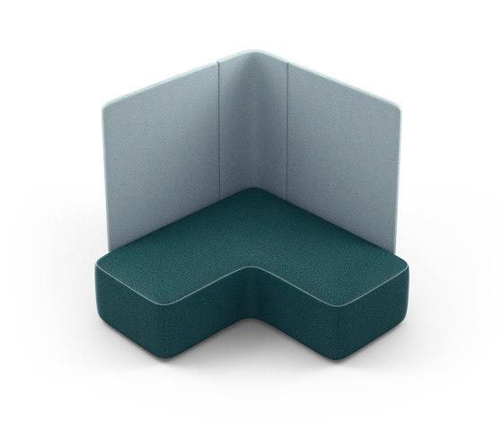 pads 1401-0000 von Brunner | Sitzbänke