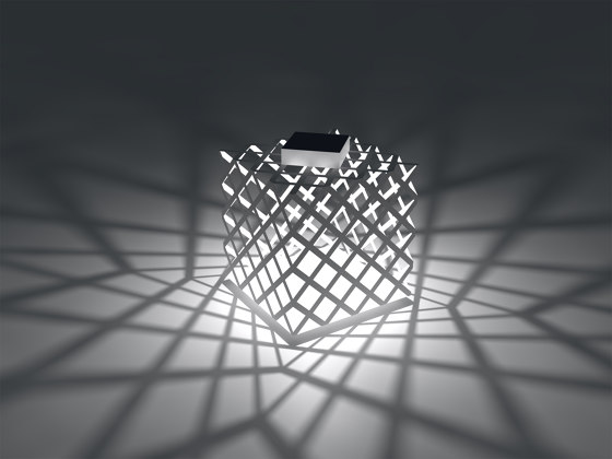 SOLAR pathway light | l'X by LYX Luminaires | Outdoor table lights