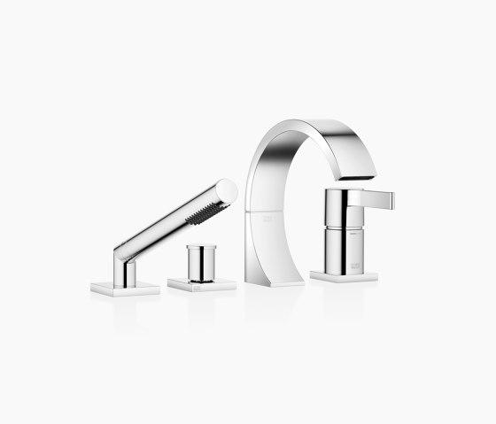 CYO - Bath shower set for bath rim or tile edge installation by Dornbracht | Bath taps