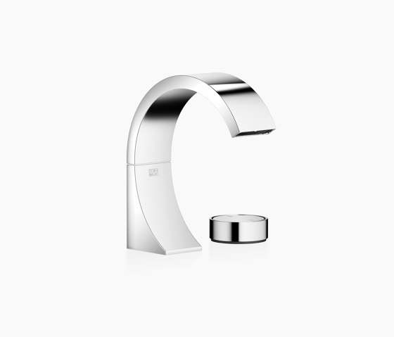 CYO - two-hole basin mixer without pop-up waste by Dornbracht | Wash basin taps