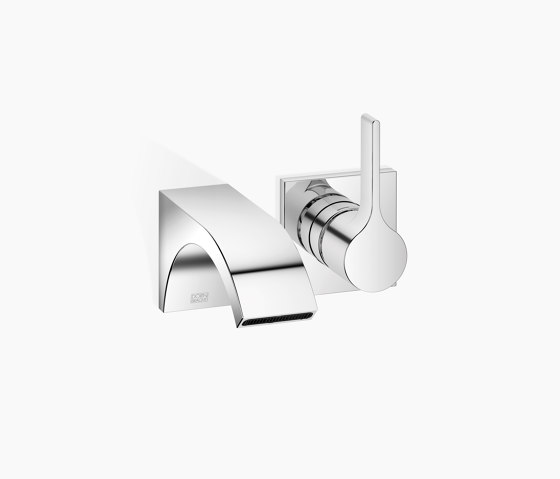 CYO - Wall-mounted single-lever basin mixer without pop-up waste by Dornbracht | Wash basin taps