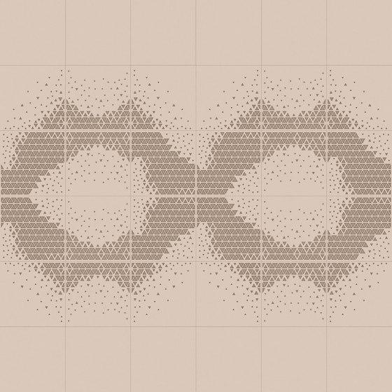 DUO City Grisrose Watersuede 415 by Studioart | Leather tiles