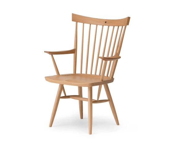 Riki windsor armchair by Conde House | Armchairs