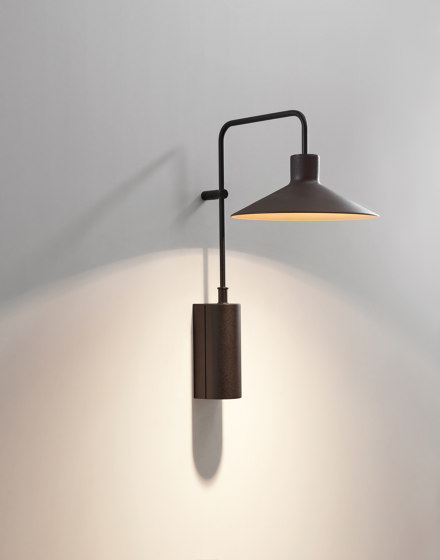 Platet A/01 Outdoor by BOVER | Outdoor wall lights