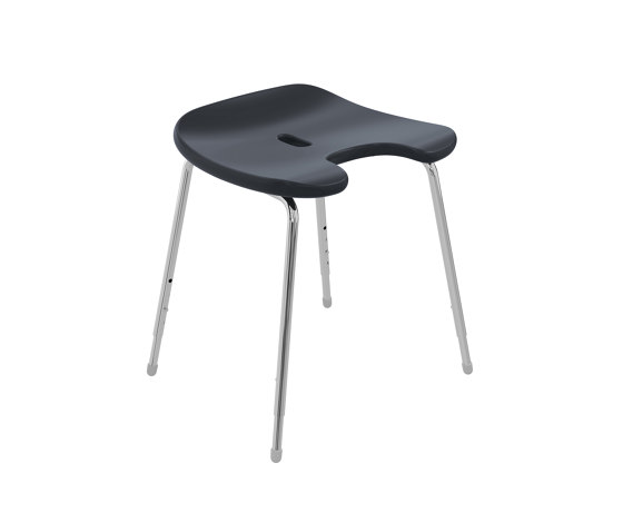 Shower stool by HEWI | Bath stools / benches