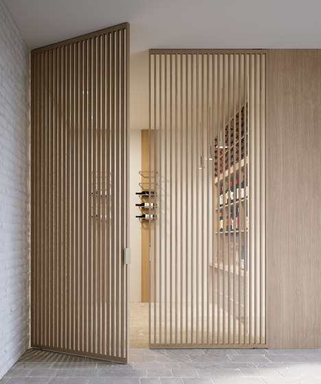 Line Pivot Hinge by ADL | Internal doors