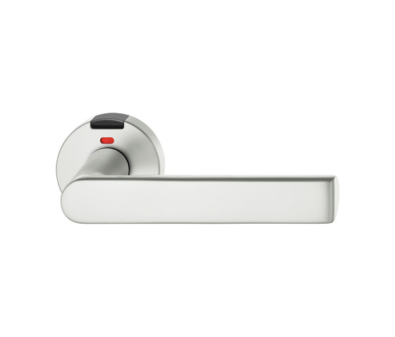 FSB 1244 Lever handle with privacy function by FSB | Lever handles