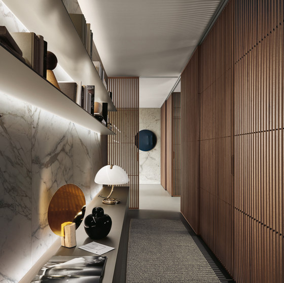 Sail by Rimadesio | Internal doors