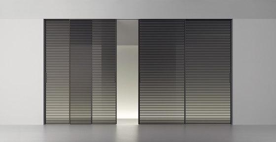 Stripe by Rimadesio   Internal doors