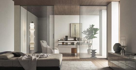 Velaria by Rimadesio | Internal doors