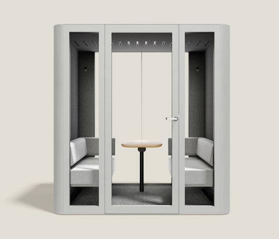 Space L Meeting by MuteDesign® | Telephone booths