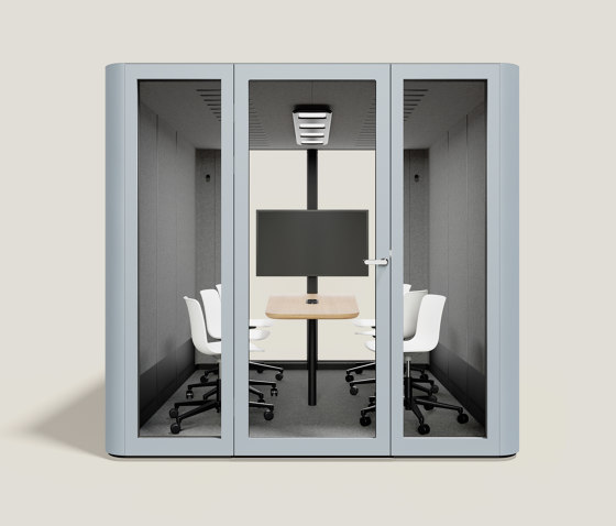 Space XL Conference by Mute | Telephone booths