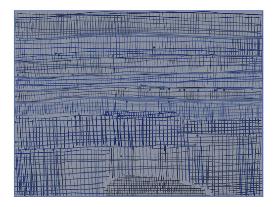 Ternary   TE3.01.1   400 x 300 cm by YO2   Rugs