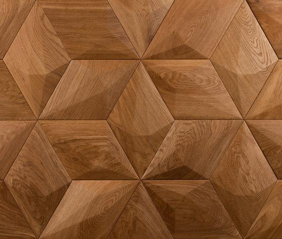 Diamond de Form at Wood   Dalles de bois