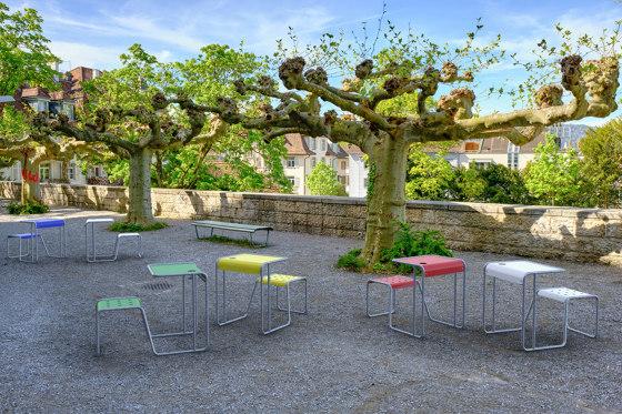 Stella Campus von BURRI | Tisch-Sitz-Kombinationen