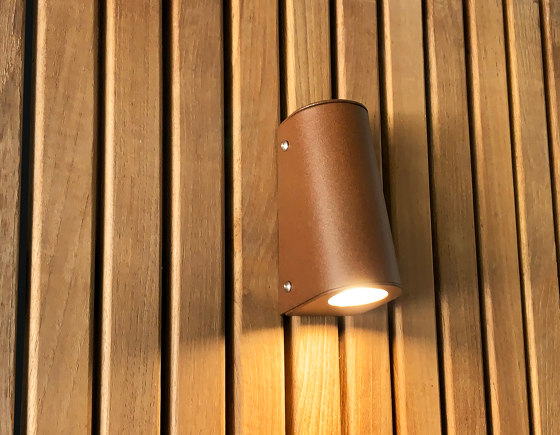 LED wall lamp   AP 05 by LYX Luminaires   Outdoor wall lights