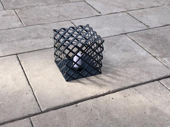 Autonomous lantern | l'X by LYX Luminaires | Outdoor table lights