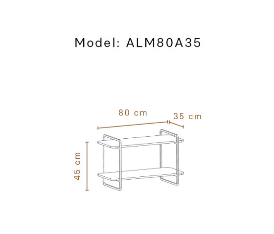 Adara Coffee tables by Momocca   Coffee tables