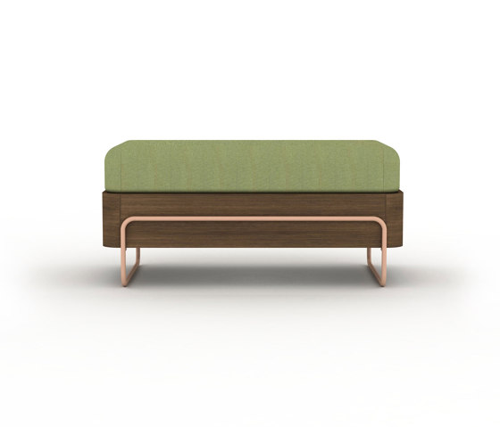 Olga Collection bench by Momocca | Benches