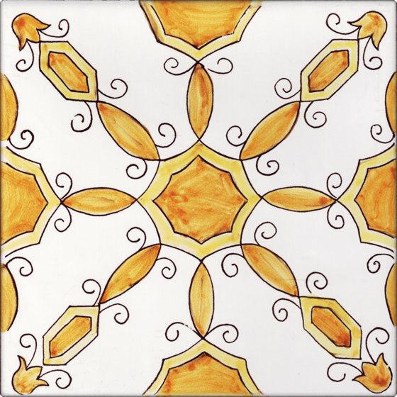 LR CO Agerola arancione e giallo von La Riggiola   Keramik Fliesen