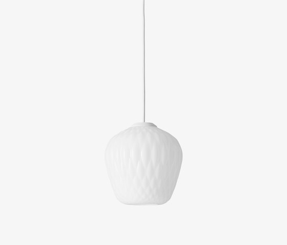 Blown SW4 Opal by &TRADITION | Suspended lights