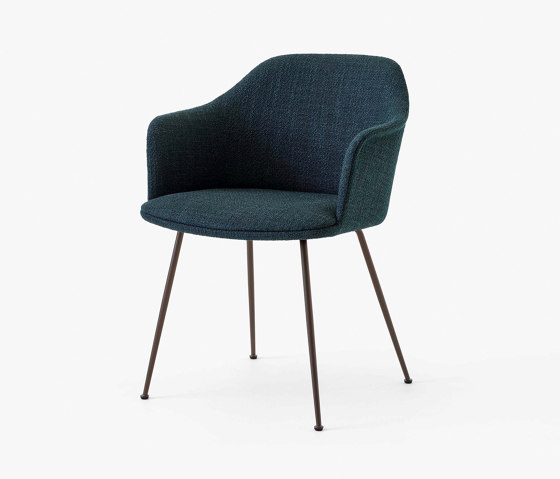 Rely HW36 Bronzed w. Loop K5042 38-Evergreen by &TRADITION | Chairs