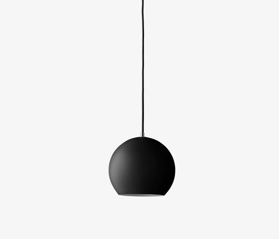 Topan VP6 Matt Black by &TRADITION | Suspended lights