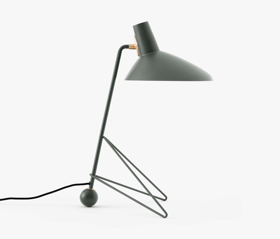 Tripod HM9 Moss by &TRADITION   Table lights