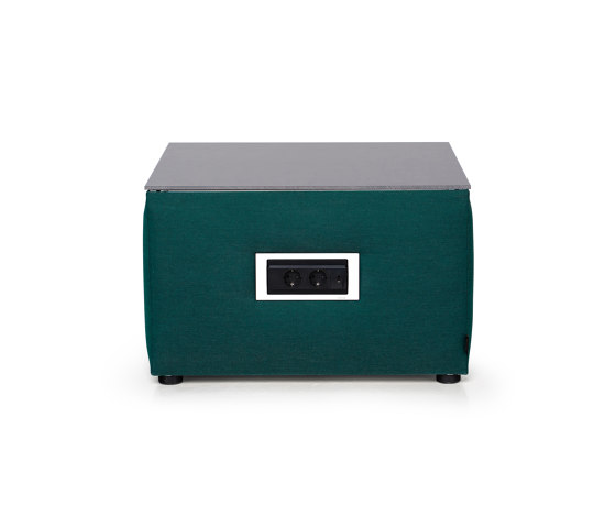 Office System | Side table with add-ons by IKONO | Side tables