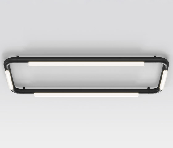 Pipeline CM4 Ceiling/Wall by ANDlight | Wall lights