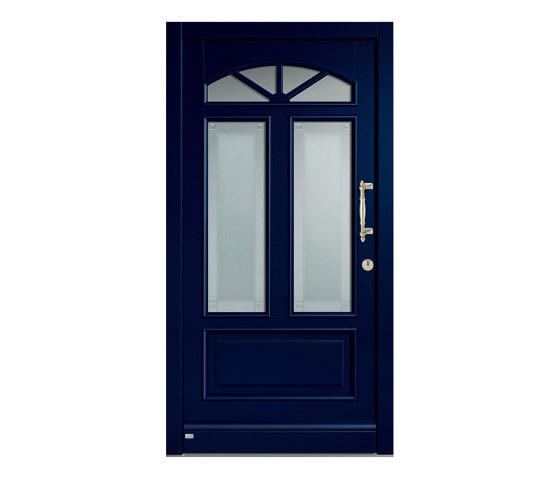 Wooden entry doors | HighLine Model 2227 by Unilux | Entrance doors