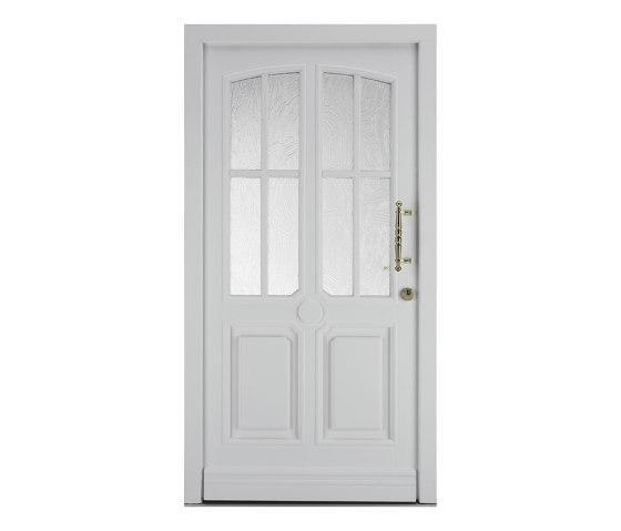 Wooden entry doors | HighLine Model 2230 by Unilux | Entrance doors