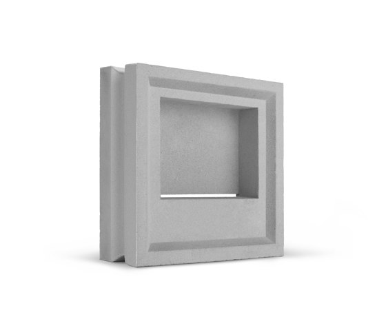 Breeze Block   White by Eso Surfaces   Screening panels