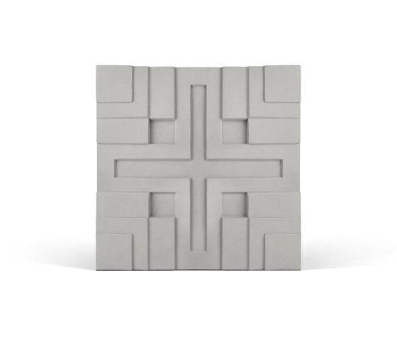 3D Cement Tile   Millard by Eso Surfaces   Concrete tiles