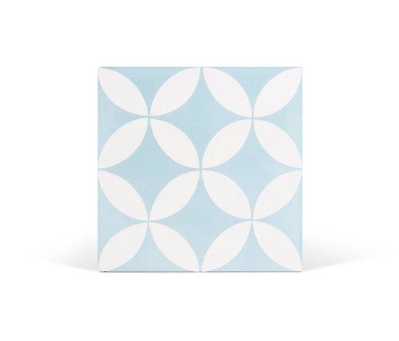Decorative Cement Tile   Flower by Eso Surfaces   Concrete tiles