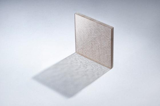 Glam Fabric | Drbr_Mesh by S-Plasticon | Decorative glass