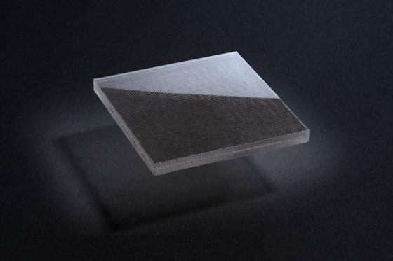 Glam Fabric   Grbr_Mesh by S-Plasticon   Decorative glass