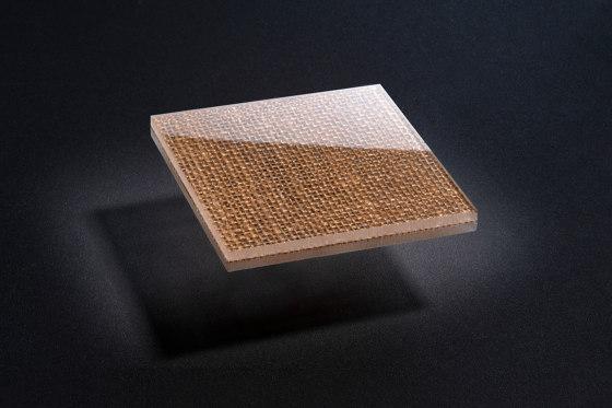 Glam Fabric   Natura_Bold by S-Plasticon   Decorative glass