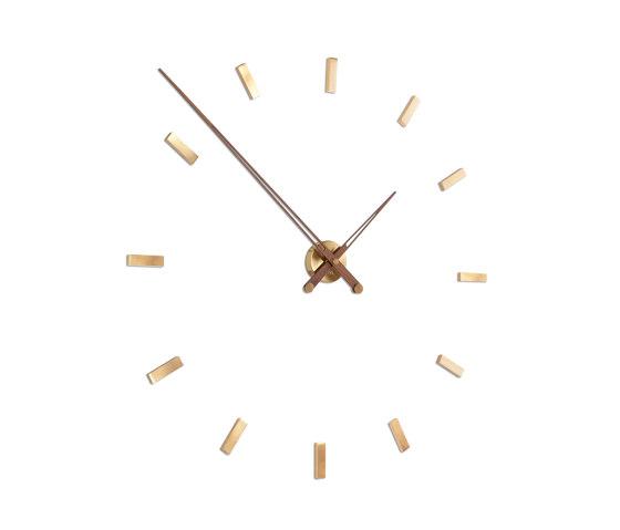 Tacon Wall Clock by Nomon   Clocks