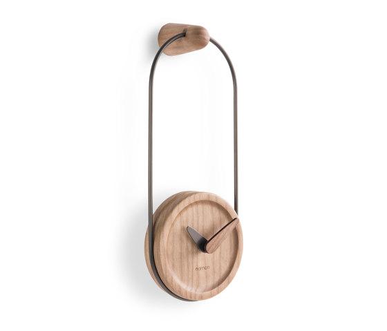 Eslabon Micro Wall Clock by Nomon   Clocks