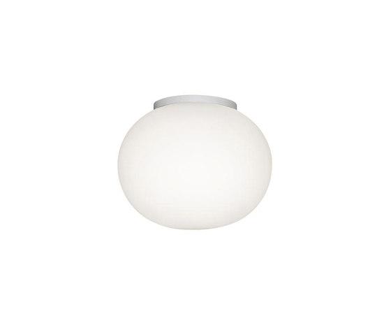Mini Glo-Ball Ceiling/Wall Mirror by Flos | Wall lights