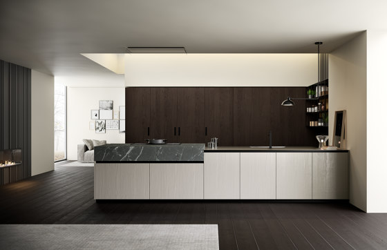Kitchen Asia 01 by Arredo3   Fitted kitchens