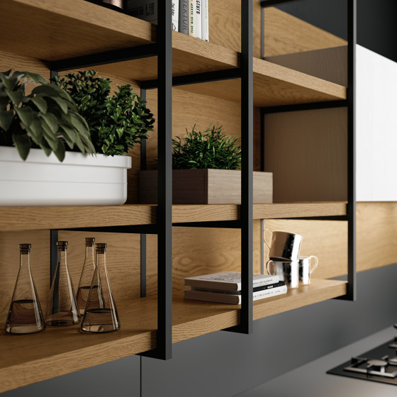 Kitchen Asia 02 by Arredo3 | Fitted kitchens