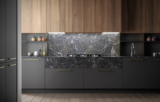 Kitchen Kalì 01 by Arredo3 | Fitted kitchens