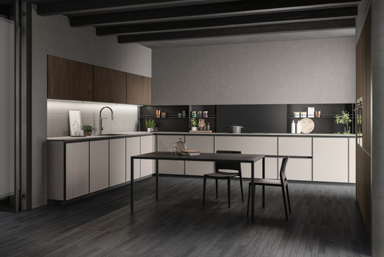 Kitchen Kronos 04 by Arredo3   Fitted kitchens