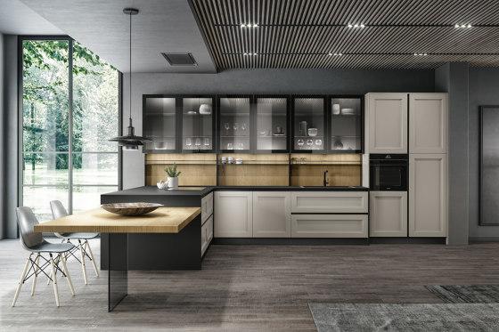 Kitchen Meg 02 by Arredo3 | Fitted kitchens