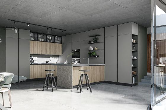 Kitchen Round 04 by Arredo3   Fitted kitchens