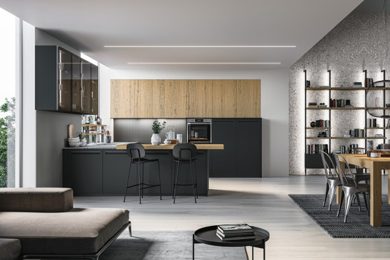 Kitchen Tekna 04 by Arredo3   Fitted kitchens