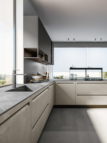 Kitchen Tekna 05 by Arredo3 | Fitted kitchens